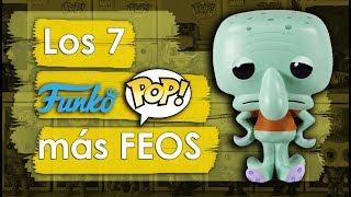 Los 7 Funko POP más feos 😨 | Chris Lemia