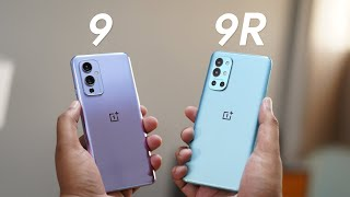 OnePlus 9 vs 9R: The OnePlus 9R Makes More Sense!