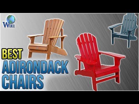 10 Best Adirondack Chairs 2018