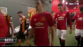 Man United 2-0 Hull City | EFL Cup Goals & Highlights