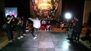 A-Friday Night No.68 / Preliminary Round / 365 Crew vs Mighty Fresh Crew / 2014.2.28 (fri)