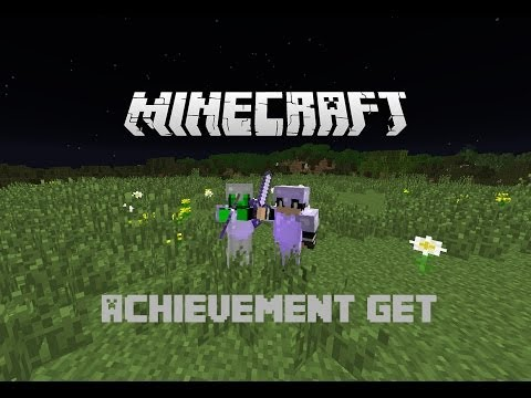 Minecraft: Achievement Get (Ep 1) - Villages, Temples, and more!