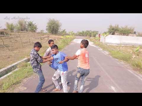 Junior.Fight Scene Directed By Hridoy Jahan Raj BD.Best L Fight Scenes Back  | Telugu Movie Fights