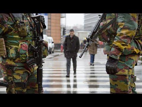 С бельгийских улиц уходят солдаты