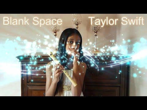 Blank Space - Taylor Swift - Recorder cover