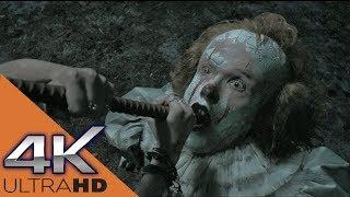 Смерть Клоуна Пеннивайза «4К»   Оно (2017)
