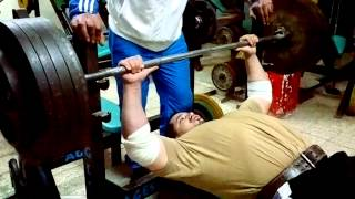 record faycal 200kg