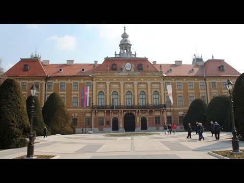 My Adventure in Sombor, Serbia