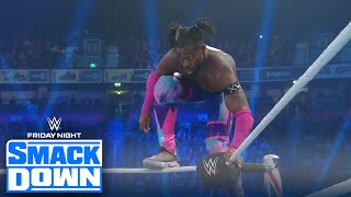 The New Day take down the Revival, become new WWE SmackDown Tag Team Champs | FRIDAY NIGHT SMACKDOWN