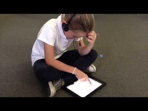 iPad Literacy Project Intro