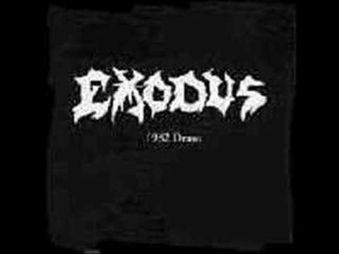 EXODUS 1982 DEMO W/ KIRK HAMMETT - WARLORDS