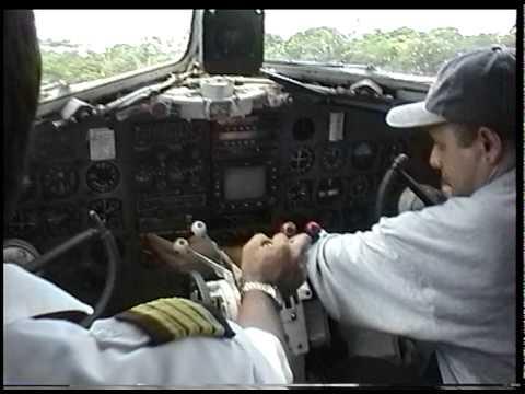 Colombian DC-3 Flight Part -2
