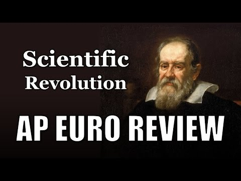 AP European History Review Live Hangout #3 (Scientific Revolution)