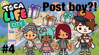 Toca life city   Post Boy!? #4