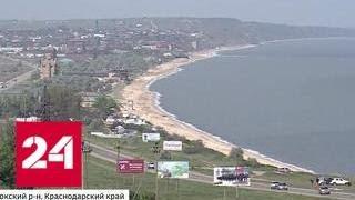 Смотреть видео Крымский мост открыт, пляжи готовятся - Россия 24 онлайн