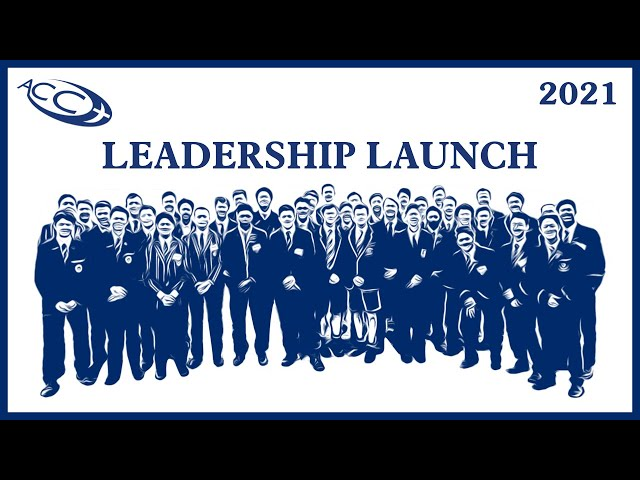 ACC Leadership Launch 2021