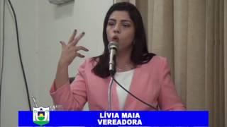 Lívia Maia Pronunciamento 26 01 2017