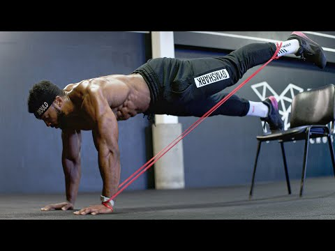 10mins 6 PACK ABS WORKOUT | At Home Exercises