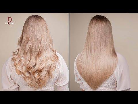 DEMETRIUS | Женская стрижка на длинные волосы Каскад, стрижка лисий хвост, модные стрижки 2020