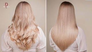DEMETRIUS Женская стрижка на длинные волосы Каскад стрижка лисий хвост модные стрижки 2020