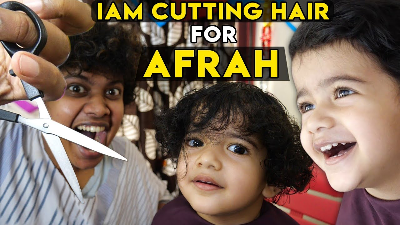 Download I am a Hair Stylist now!    Afrah's Hair Transformation   Irfan's View