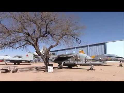 Pima Air and Space Museum Vlog #46