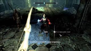 Skyrim убийство Лорда вампира