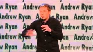 Andrew Ryan - Stand Up Comedy in Russell Howards Good News Extra
