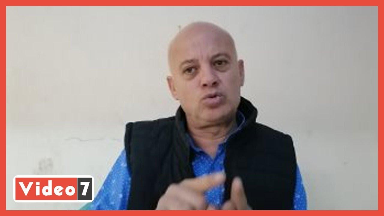 فنان بورسعيدى عن دوره كمساعد وزير الداخلية فى -الاختيار2-: شعرت أن مشهد الفض حقيقي  - 01:58-2021 / 4 / 21