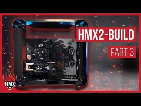 ES WIRD BLUTIG! HMX 2 - Build Part 3   Höllenmaschine