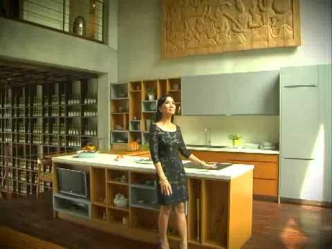 การออกแบบและตกแต่งห้องครัว