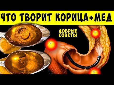 Начните пить Корицу с Мёдом каждый день и увидите, что произойдет с Вашим Телом + Противопоказания