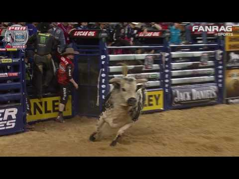 Jared Allen Talks about PBR and Raising Bulls