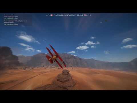 BF1 Fighter Plane vs. 2-man Attack Plane Dogfight: oX_-oBIGBOSS-FoX vs. VoM-Sapelogue & bryan5167