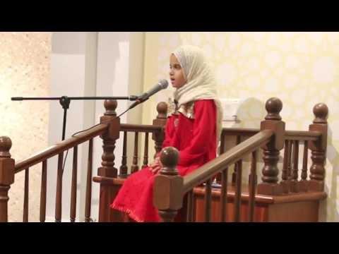 Surat Ar-Rahman - A Beautiful And Heart Touching Recitation By Maryam