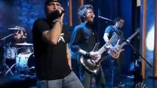 """Crossfade Performs """"Cold"""" - 9/14/2004"""