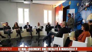 Le débat de La Provence : un an après la rue d'Aubagne, où en est la lutte contre le mal-logement ?