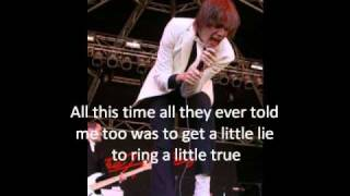 The Hives - A Little More For Little You LYRICS!!