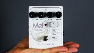 Ambient Guitar Gear Review - Electro-Harmonix Mel9 Tape Replay Machine (EHX, Mellotron)