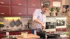Helpot tomaattiset lihapyörykät ja perunasose