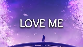 Chromak ‒ Love Me (Lyrics) ft. Emily Marques