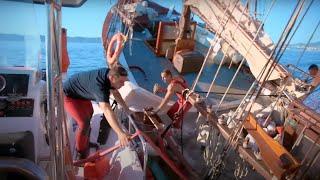 Bataillon des marins pompiers de Marseille – N°5 : Le naufrage du galion