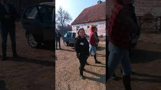 Nielegalny odbiór zwierząt z gospodarstwa w Czuktach w dniu 8.04.2019