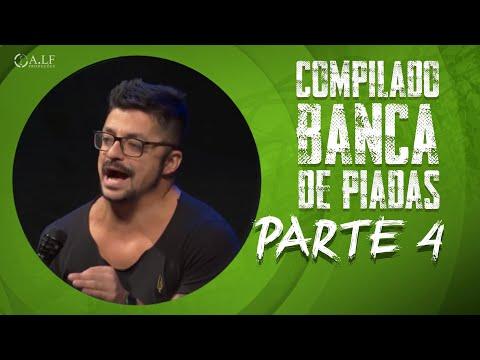 COMPILADO BANCA DE PIADAS - PARTE 4 - MARCIO DONATO