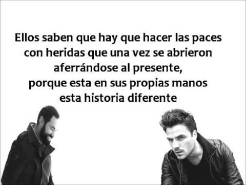Ver Video de Santiago Cruz Una Historia Diferente -Santiago Cruz ft. Dani Martin- (Letra-Lyric)
