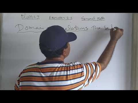 Class Nine Ten SSC General Math Exercise 2.2