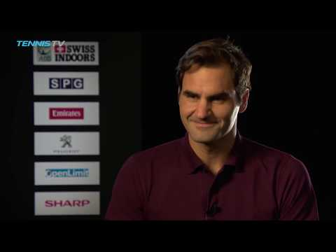 Federer Reflects On Record Ninth Basel Crown