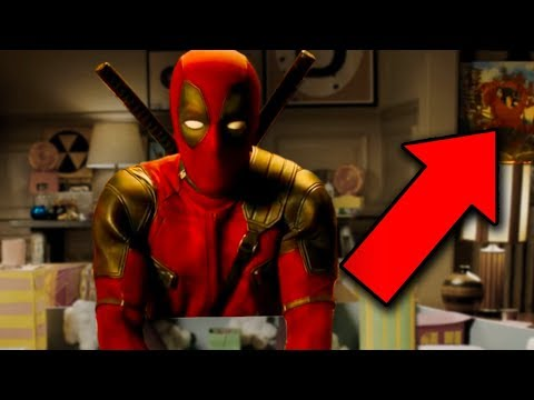 DEADPOOL 2 Trailer Breakdown - 'Meet Cable' Easter Eggs & Details You Missed!