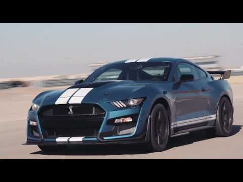 2020 Ford Shelby GT500 Headlights & Tail Lights