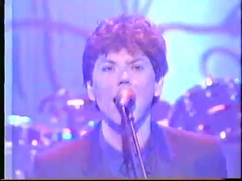 Jerry Harrison -  Rev It Up & Man With A Gun The Late Show 1989